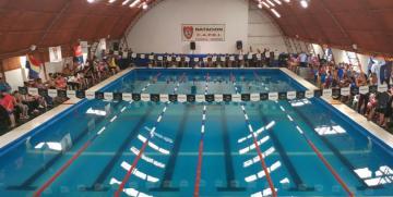 Podios para la natación del Club Aleman en el Torneo Aniversario del Club CAPRI