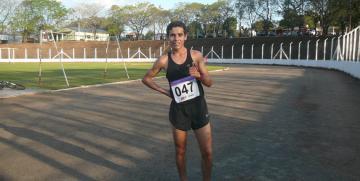 Agustín Da Silva portará la antorcha olímpica