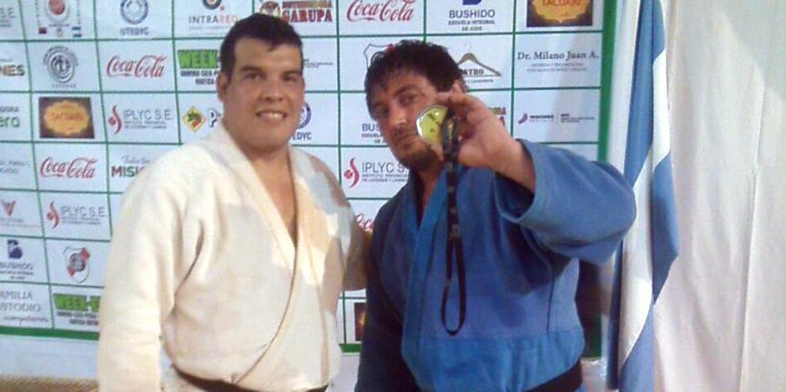 Podios para el Judo Comunitario en la 10° Copa Mercosur