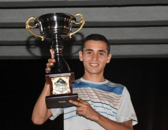 Da Silva, EL ganador de la XXVII edición del Gran Prix