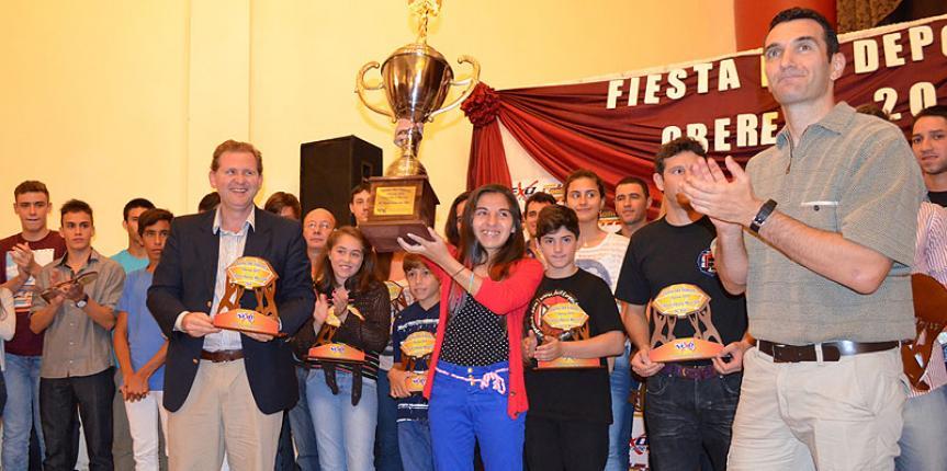 Fiesta del Deporte Obereño 2015