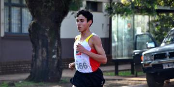 Agustin Da Silva se llevó el Maratón Día del Trabajador