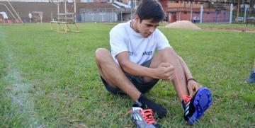 Bergallo y De Jesús concentran en Río Negro con la selección nacional