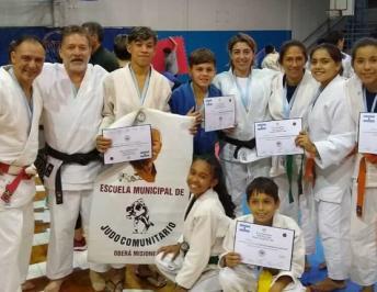El Judo Comunitario participó del Encuentro de Judocas Sociales