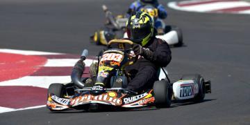 Pavon correrá como invitado en la fecha especial del karting Misionero