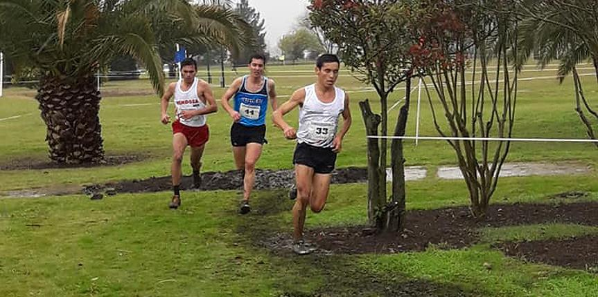 Da Silva campeón Nacional de Cross Country