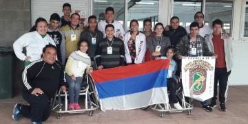 Atletas obereños participan del Nacional en Pergamino