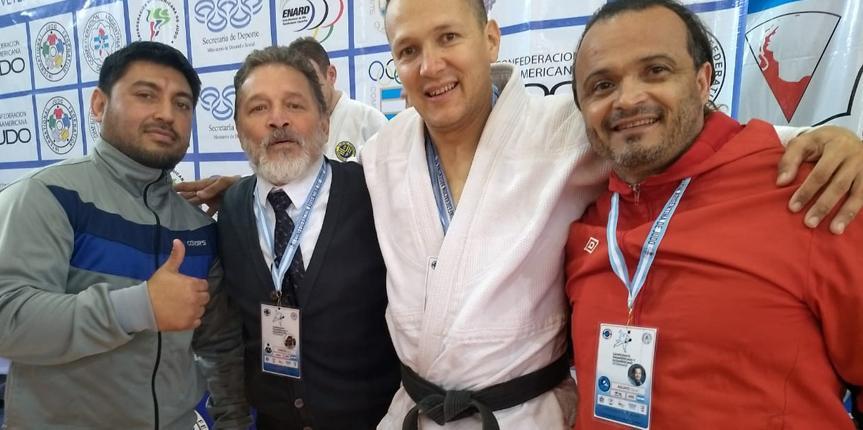Oberá estuvo representada en el campeonato Panamericano y Sudamericano de Veteranos