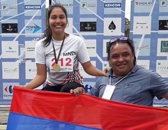 Atletas obereños participarán de otra concentración nacional en Río Negro