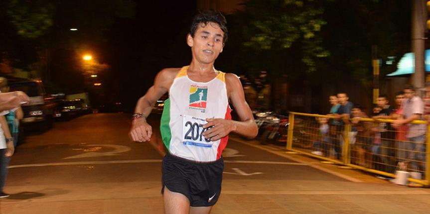 Agustin Da Silva es el deportista destacado