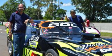 Cabral cerró una gran temporada en el TC4000