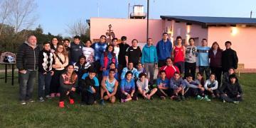 Presencia de atletas obereños en concentraciones nacionales
