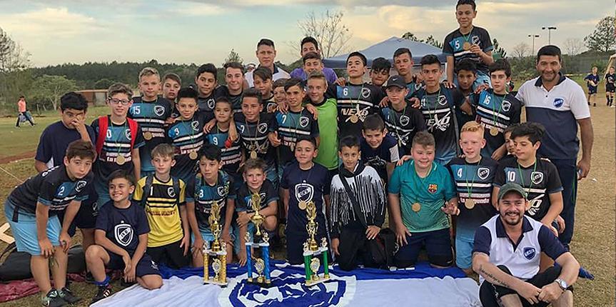 """Los mas chicos participaron de la Copa """"Lawn Eldorado"""""""
