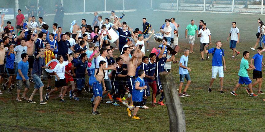 Atlético Oberá campeón provincial