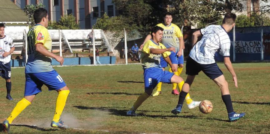 Atlético empató en el arranque de la Liga Provincial