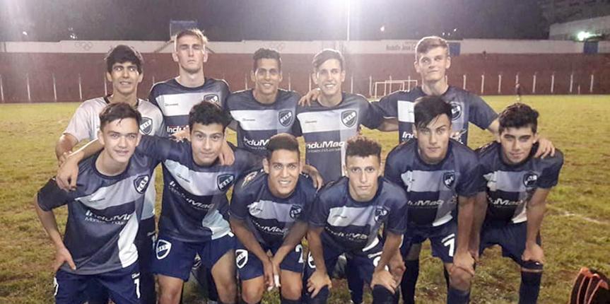 Atlético Oberá a la final del del Torneo Sub 17