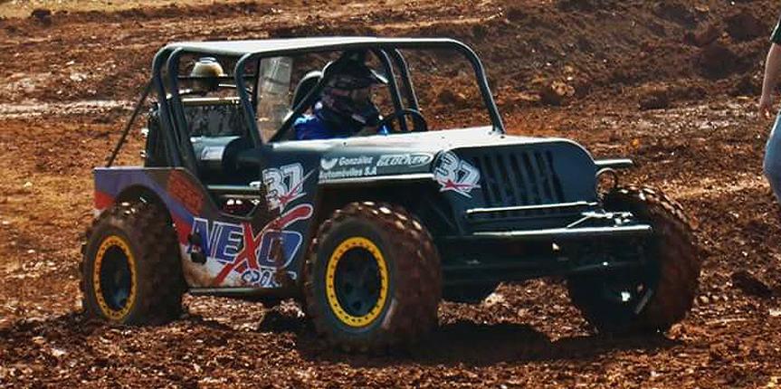 San Vicente aportó el color de la 11ª Jeep Fest