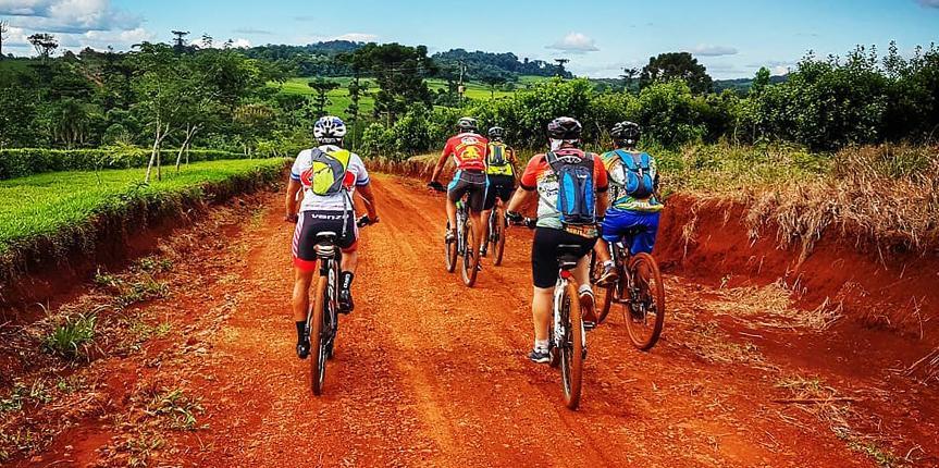 Se acerca la 4º fecha del Campeonato Misionero de Ciclismo de Montaña