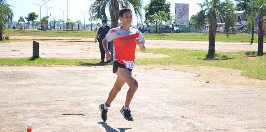 Da Silva participará del Nacional de Cross Country